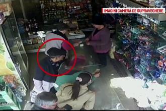 O femeie din Bacau a reclamat ca i-a fost furat portofelul din buzunar. Ce au descoperit politistii cand s-au uitat pe camere