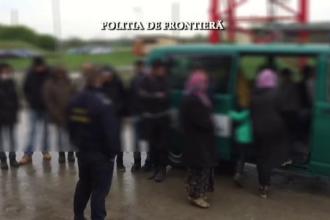 Sute de migranti ilegali au fost prinsi la granitele tarii doar in ultima saptamana. Care sunt traseele acestora