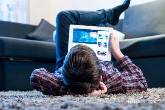 Un tanar britanic s-a spanzurat dupa ce tatal sau i-a confiscat iPad-ul. Ce a scris in mesajul de adio