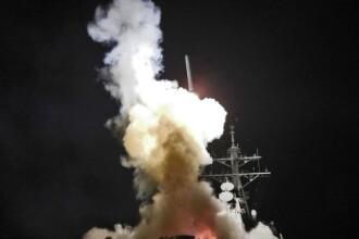 Reactii dupa atacul SUA in Siria. Merkel si Hollande il considera pe Assad singurul responsabil. Tarile care sustin atacul
