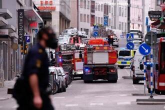 MAE verifica daca exista cetateni romani afectati de incidentul din Stockholm. Numerele la care puteti cere ajutor