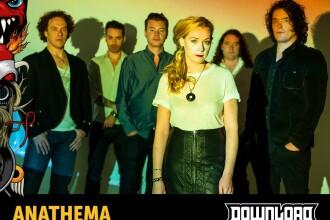 Anathema revine in Romania, la ARTmania Bucharest Blast. Britanicii isi vor promova noul album,