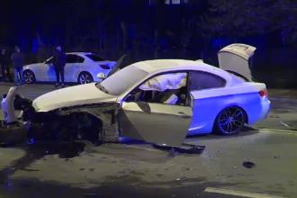 Tragedie in Bucuresti, provocata de soferul unui BMW. Parintii sai, aflati pe bancheta din spate, au murit