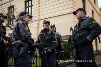 Dispozitiv suspect, detonat in Oslo. Un barbat a fost retinut intr-un cartier locuit de musulmani