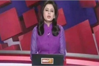 O prezentatoare de stiri a aflat, in direct, ca sotul ei a decedat intr-un accident rutier. Cum a reactionat. VIDEO