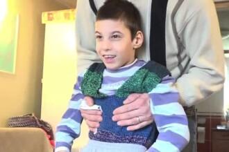 La 8 ani, Mateo sufera de 8 boli si nu se poate bucura de copilarie. Conturile in care puteti dona pentru tratamentul lui