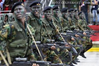 Presedintele Venezuelei se teme ca ar putea fi atacat de Statele Unite.
