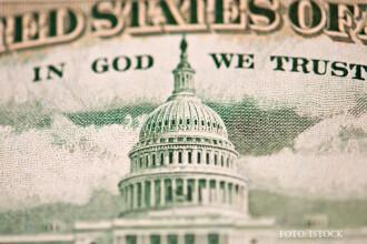 Statele Unite risca sa ramana fara bani. Congresul si-a luat vacanta inainte sa voteze cheltuielile federale