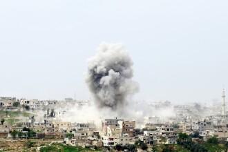 SUA desfasoara trupe in zone de la frontiera dintre Siria si Turcia, afirma un ONG si activisti kurzi