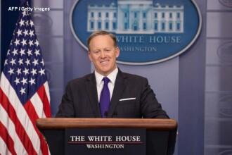 Sean Spicer a demisionat din pozitia de purtator de cuvant al Casei Albe. Gestul facut de Trump l-a determinat sa renunte