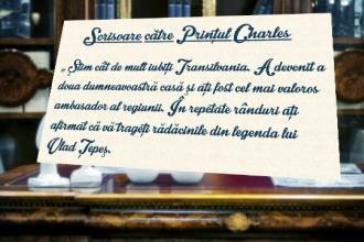 Printul Charles ar putea deveni si Print de Transilvania. Ce scrisoare i-au trimis autoritatile din Alba Iulia