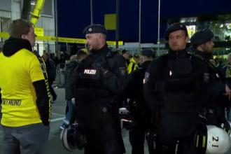Explozii la autocarul Borussiei Dortmund. Politia a arestat un suspect cu legaturi islamiste si confirma ipoteza unui atentat