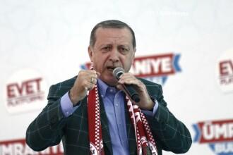 Referendum in Turcia. Victorie la limita obtinuta de Erdogan. Opozitia a anuntat ca va cere renumararea voturilor