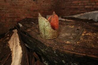 Descoperire formidabila sub o biserica medievala din Londra.