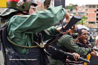 Cum a ajuns Venezuela