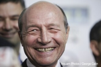 Traian Basescu: Pe Geoana nu-l veti mai putea face niciodata presedinte, ati ratat. Baieti, cantati la alta masa