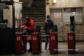 Statia de metrou Pipera este inchisa pana luni. RATB a introdus o cursa speciala, UBER are o reducere