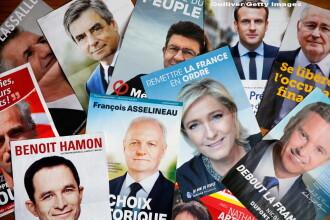 Alegeri in Franta. Cine sunt cei 11 candidati la functia de sef al statului si cine sta cel mai bine in sondaje