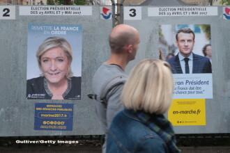 Alegeri in Franta. Care sunt cele mai importante calitati si defecte ale candidatilor Marine Le Pen si Emmanuel Macron