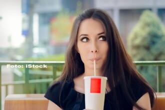 Obisnuiti sa beti sucuri carbogazoase dietetice? Un studiu arata ce pot pati cei care consuma indulcitori artificiali