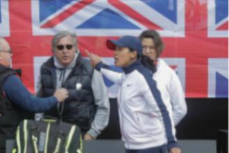 Ilie Nastase nu va putea fi prezent la turneele de Grand Slam si nu va mai fi invitat in Loja Regala de la Wimbledon