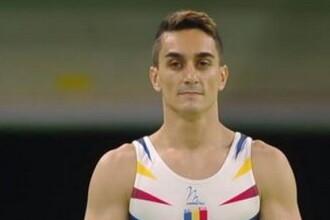 Marian Dragulescu, medalie de argint la sarituri, a doua pentru Romania, la CE de gimnastica de la Cluj