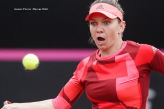 Simona Halep critica atitudinea lui Ilie Nastase de la Fed Cup.