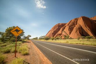Un baietel de 12 din Australia a fost oprit de politie dupa ce a condus singur 1.300 de kilometri. Unde incerca sa ajunga