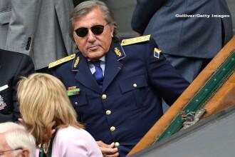 """Ilie Năstase: """" Simona nu are altă opțiune decât să continue"""""""