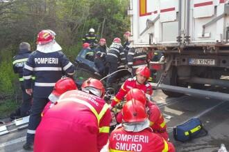 O familie intreaga a murit in accidentul din judetul Olt. Noul bilant: 5 decedati si un ranit. Cum s-a produs tragedia