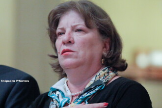 """Norica Nicolai, despre imaginile cu protestatari pașnici bătuți de jandarmi: """"Trucate"""""""