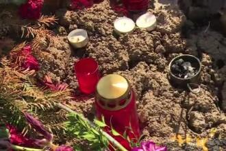 Trei persoane care au ucis o batrana in noaptea de Inviere, cautate in continuare de Politie.
