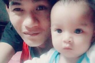 Un thailandez a ucis un bebelus, dupa care si-a luat viata, live pe Facebook