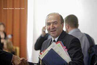 Tudorel Toader se întâlnește marți cu ambasadorul SUA, Hans Klemm