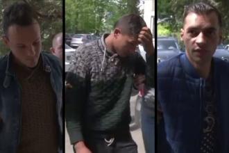 Trei tineri din Suceava, retinuti dupa ce in urma cu trei luni ar fi batut doi batrani si le-ar fi furat 7000 de lei