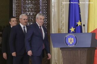 Iohannis si-a schimbat atitudinea fata de cei cu probleme penale. Dragnea, Ponta si Tariceanu au fost invitati la Cotroceni