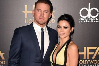 Channing Tatum şi Jenna Dewan se despart după nouă ani de căsnicie