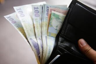 Cine sunt bugetarii care vor primi salariile înainte de Paște