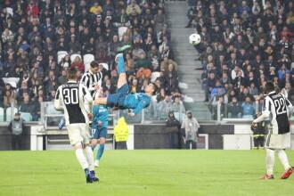 """Ronaldo și Buffon, despre golul care va intra în istorie: """"Este alături de Maradona și Pele"""""""