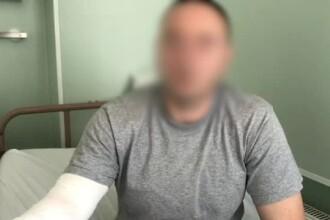 Bărbat înjunghiat în trafic, sub ochii fetiței, după ce s-a dus să îi ceară socoteală unui alt șofer