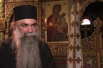 Fiul a doi celebri actori români, călugăr la Muntele Athos.