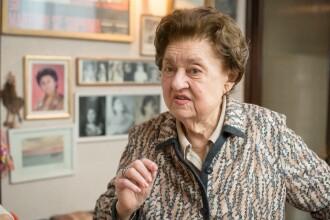 Tamara Buciuceanu a murit. Marea actriță avea 90 de ani