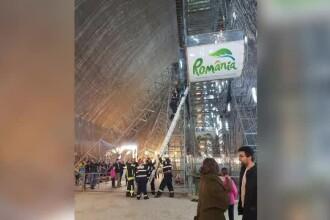 De ce au rămas blocaţi turiştii în roata din Salina Turda. Explicaţia conducerii