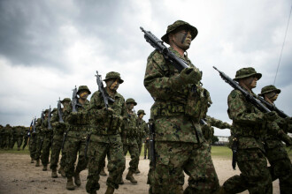 Japonia face pregătiri pentru un război împotriva Chinei.
