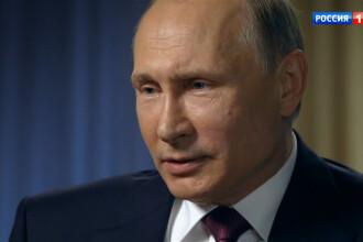 """Reacția lui Putin, întrebat cum se simte ca """"cel mai mare personaj negativ din lume"""""""