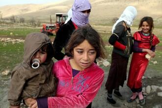 """Mărturia unui tată yazidit: """"Am plătit 90.000 de dolari să-mi eliberez familia din mâinile jihadiștilor"""""""