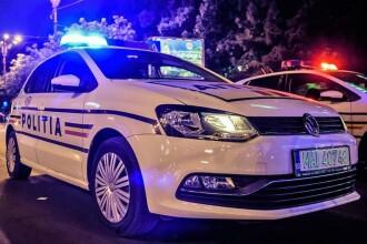 Polițist din Bârlad, lovit de un șofer beat oprit în trafic pentru un control de rutină