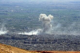 SUA cer la ONU o anchetă internaţională privind armele chimice din Siria. Rusia: