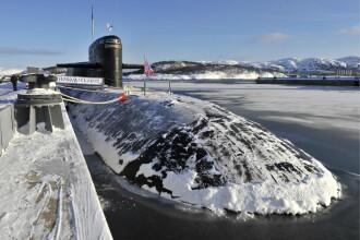 Rusia trimite o flotă de submarine şi roboţi subcvatici la Polul Nord. Ce vrea să cucerească