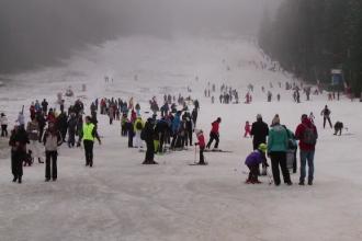 """Încasări record după sezonul de schi: """"De câţiva ani avem plin atât vara cât şi iarna"""""""